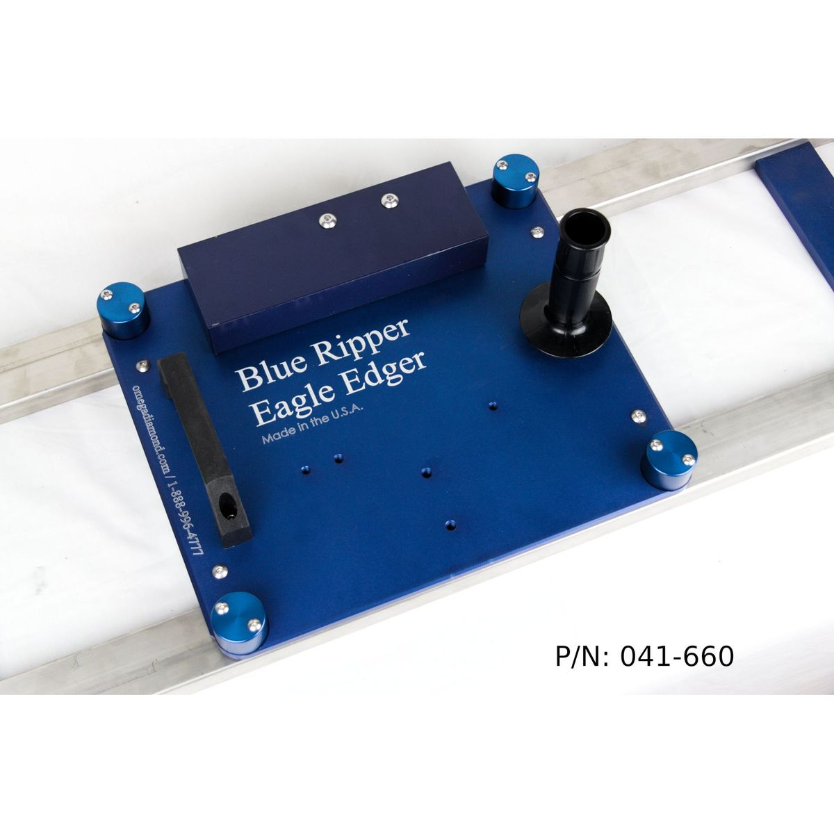 Eagle Edger Baseplate (With bearings, counterweight, and handles)