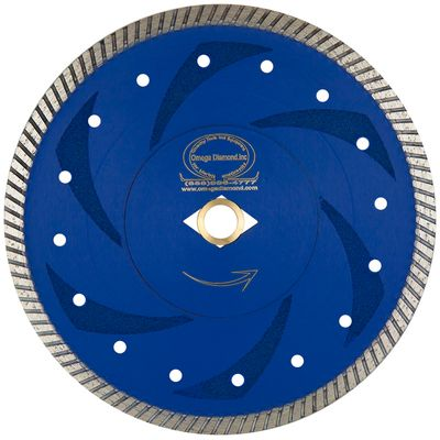 Turbo Continuous Blade - Blue (8 inch)