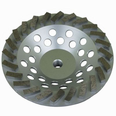Segmented Cup Wheel for Concrete (7 inch)