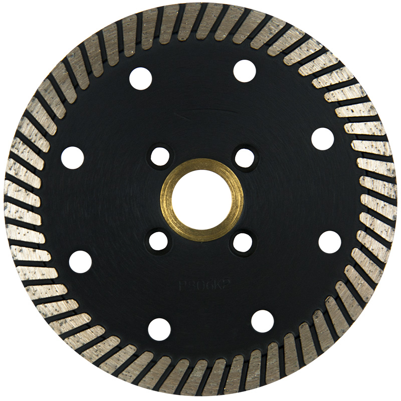Turbo Continuous Blades (4, 4.5, 5, & 6 inch)