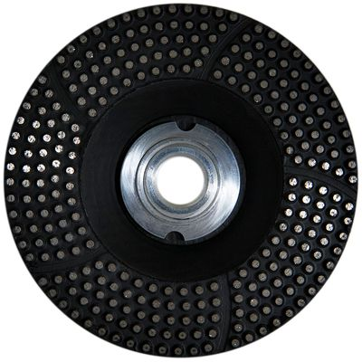 Fiberglass Backing/Coating Removal Cup Wheel