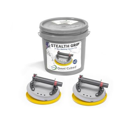 Stealth Grip™ (2 pack bucket)
