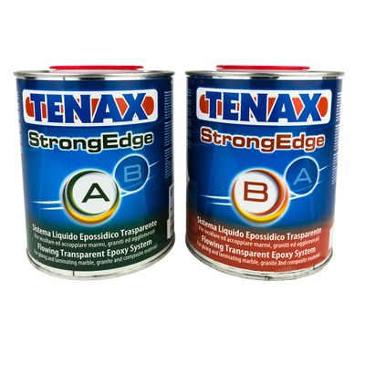 Tenax Strong Edge Flowing Express 1.5 Quart Set
