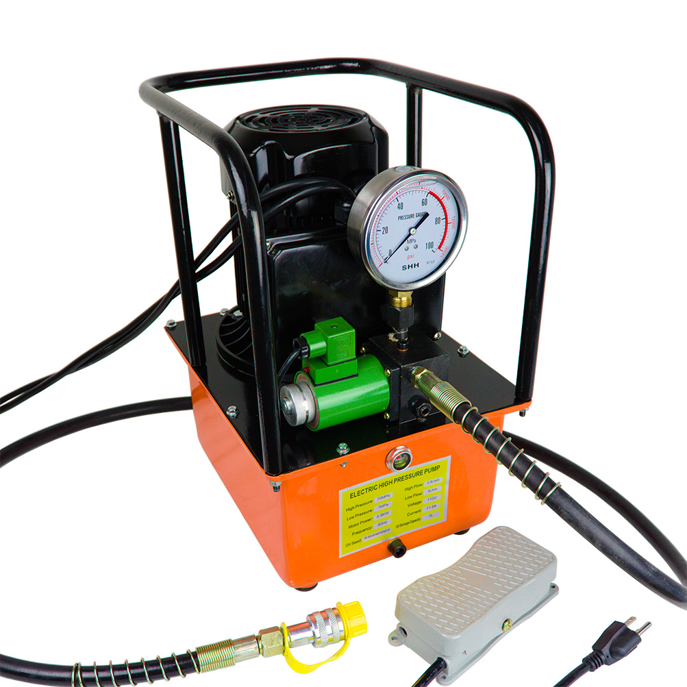 Hydraulic Pump (120V Electric Power)