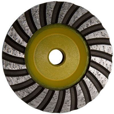 Turbo Cup Wheel (yellow) Position 2
