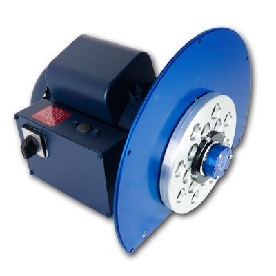 3HP Replacement Motor Assembly with Guard & Flange for Blue Ripper Sr