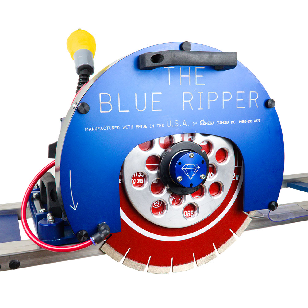 Blue Ripper Sr Rail Saw